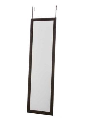 Liukuovikaappi Hiipakka Ida, 120x60x220cm, valkoinen, ovet peili + valkoinen lasi