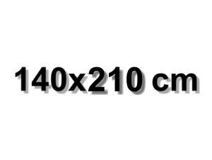 140x210 cm