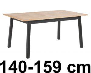 Ruokapöydät koossa 140- 159 cm