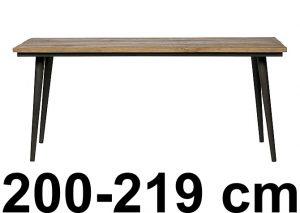 Ruokapöydät koossa 200 - 219 cm