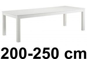 Ruokapöydät koossa 220 - 250 cm
